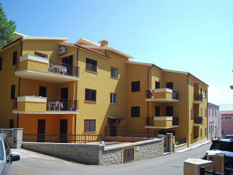 Well equipped Apartment in residence, located in Santa Teresa Gallura, holiday rental in Terravecchia-portoquadro
