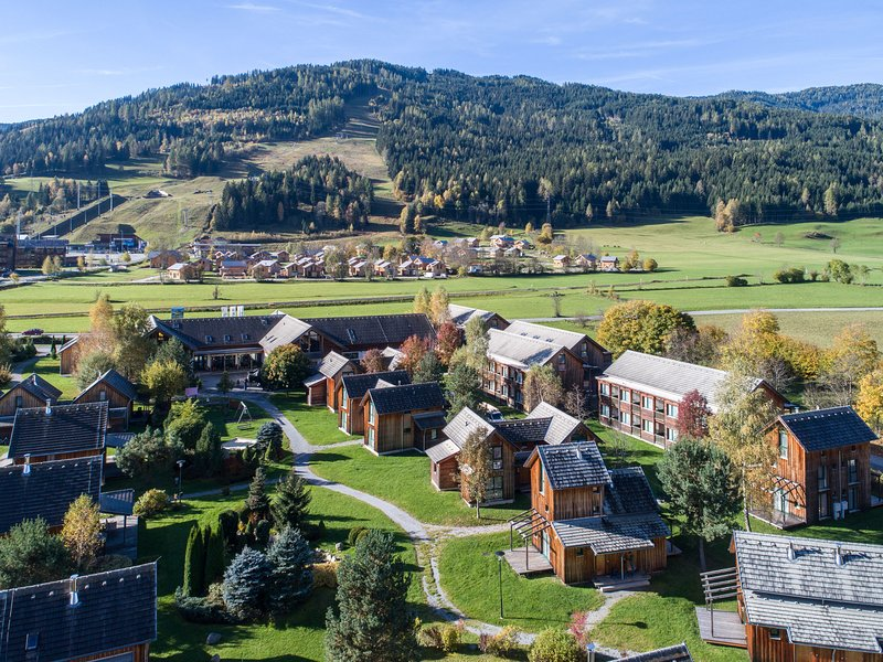 Contemporary Apartment near Ski Area in Sankt Georgen ob Murau, aluguéis de temporada em Sankt Lorenzen ob Murau