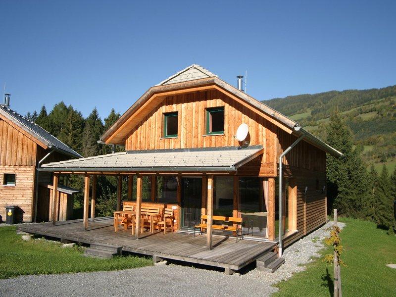 Cozy Holiday Home in Sankt Georgen near Ski Area, location de vacances à St. Lambrecht