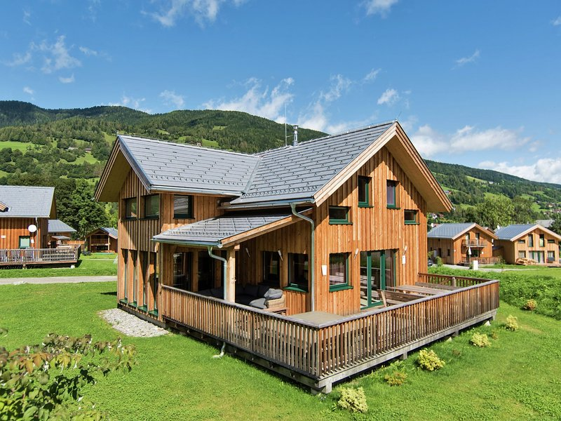 Beautiful Chalet in Sankt Georgen on Ski Slopes, aluguéis de temporada em Sankt Lorenzen ob Murau