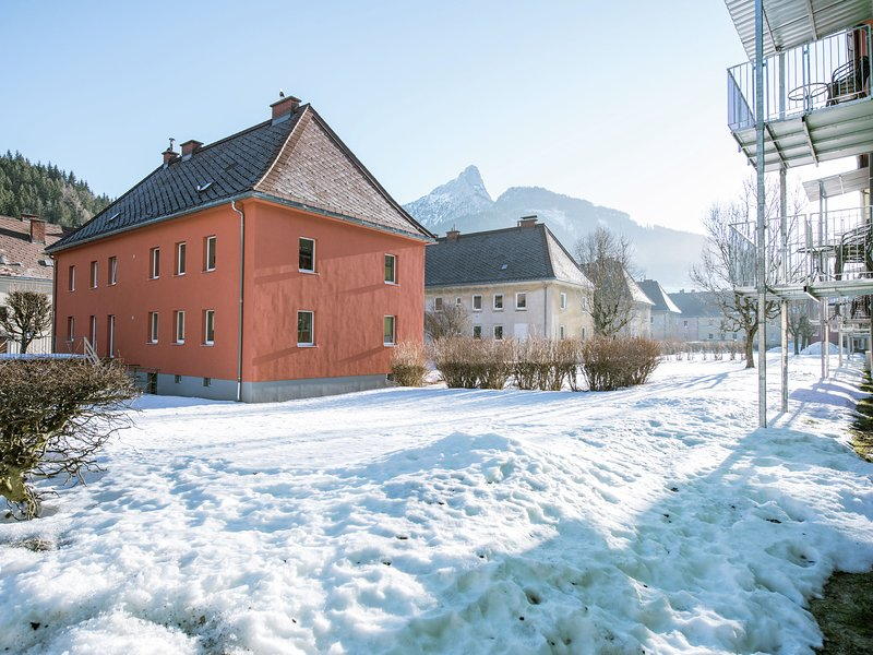 Heritage Apartment in Eisenerz near Ski Area, holiday rental in Sankt Gallen