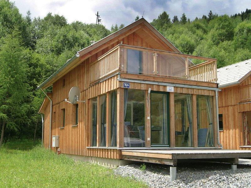 Modern Chalet in Stadl an der Mur with Conservatory, holiday rental in Predlitz