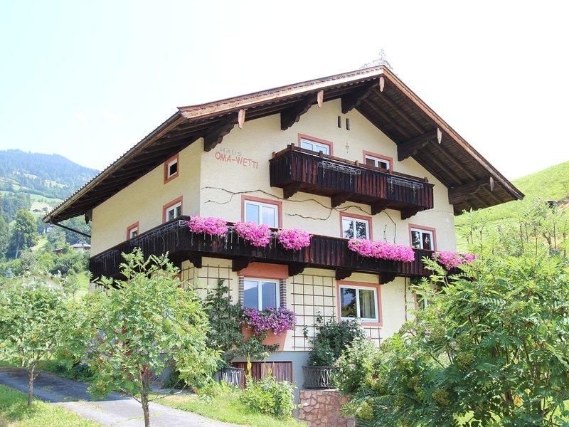 Wonderful Apartment in Hopfgarten im Brixental with parking, vacation rental in Hopfgarten im Brixental