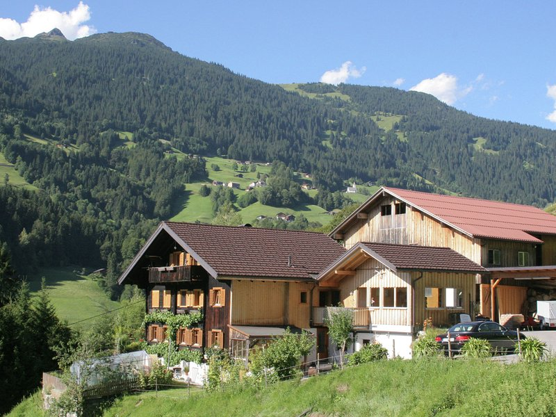 Modern Apartment in Schruns with Mountain View, holiday rental in Bartholomaeberg