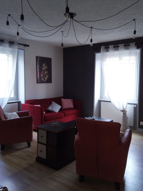 Appartement vintage A L Ancienne Forge, vacation rental in Soultzeren