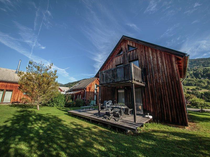 Riverside Holiday Home in Sankt Georgen with Swimming Pool, aluguéis de temporada em Sankt Lorenzen ob Murau