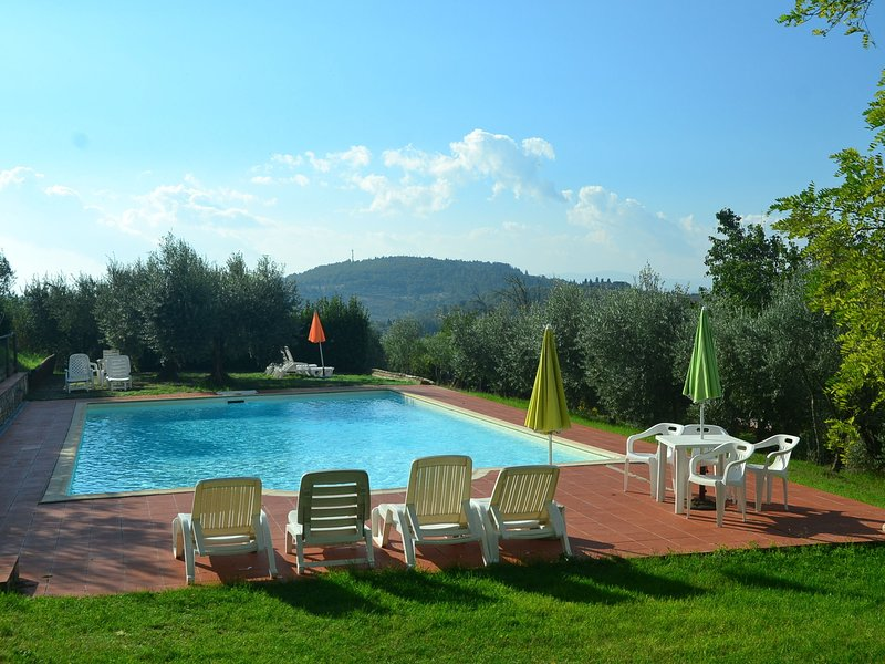 Cozy Apartment in Barberino Val d'Elsa With Private Pool, Ferienwohnung in Barberino Val d'Elsa