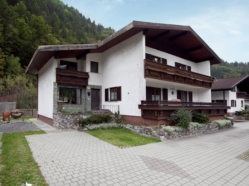 Radiant Holiday Home in Gantschier with Terrace, holiday rental in Raggal
