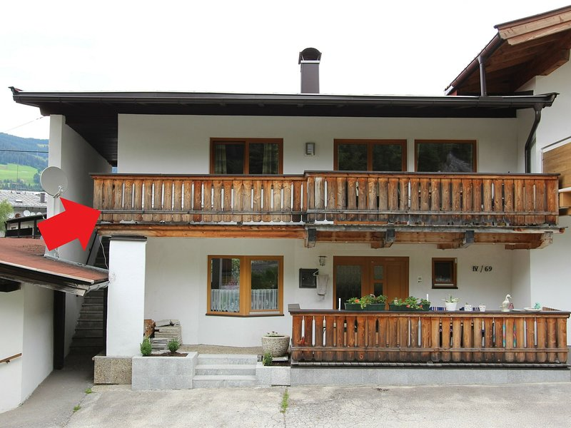 Boutique Apartment in Brixen with Mountain View, casa vacanza a Brixen im Thale