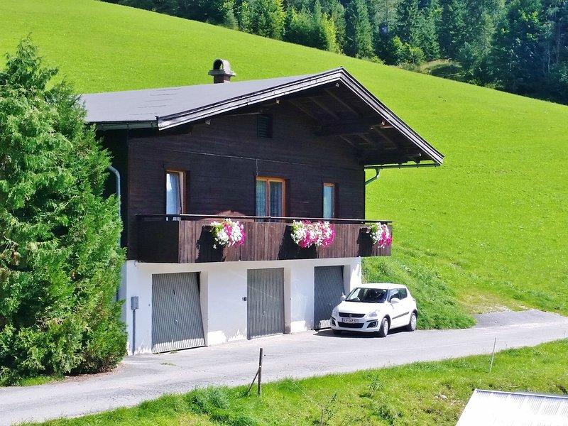 Lovely Chalet in Sankt Ulrich am Pillersee near Ski Area – semesterbostad i St. Ulrich am Pillersee