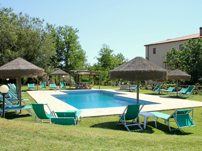 This residence is situated near to the coast, in a..., alquiler de vacaciones en Cecina