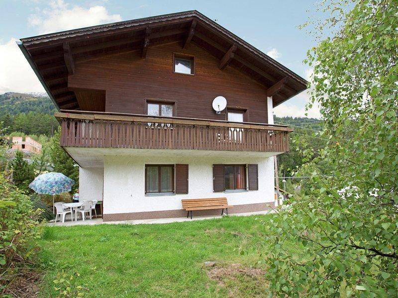 Modern Chalet in Piller near Ski Area, vacation rental in Wenns