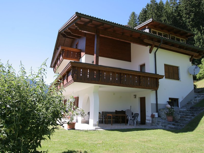 Cozy Studio Apartment in Montafon Ski Area, holiday rental in Sankt Gallenkirch