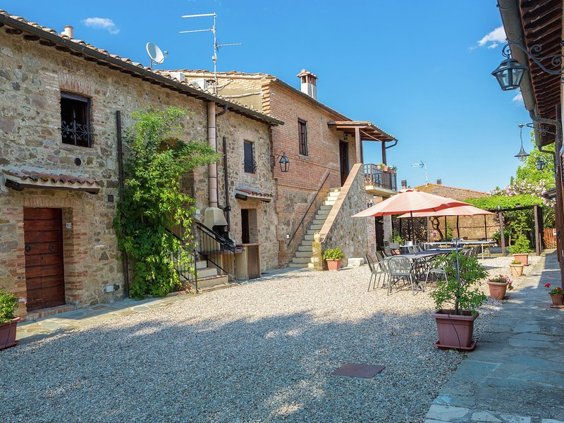 Boutique Villa in Montalcino  with Private Pool, vacation rental in Castelnuovo dell'Abate