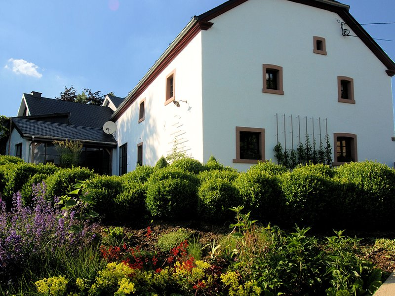 Modern Holiday Home in Bullange with Sauna, holiday rental in Wirtzfeld