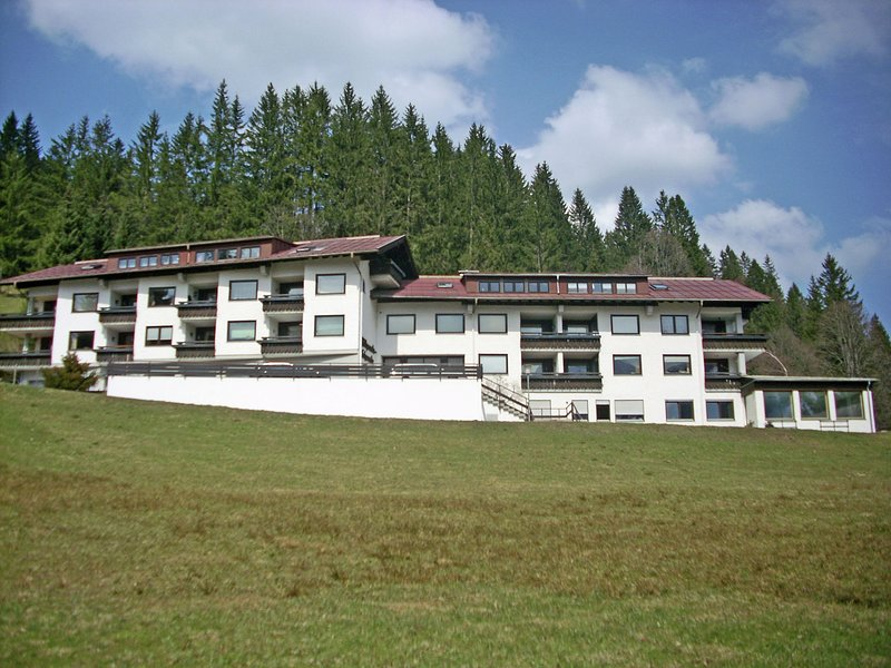 Quaint Apartment with Heated Pool andSauna in Riezlern, alquiler vacacional en Kleinwalsertal