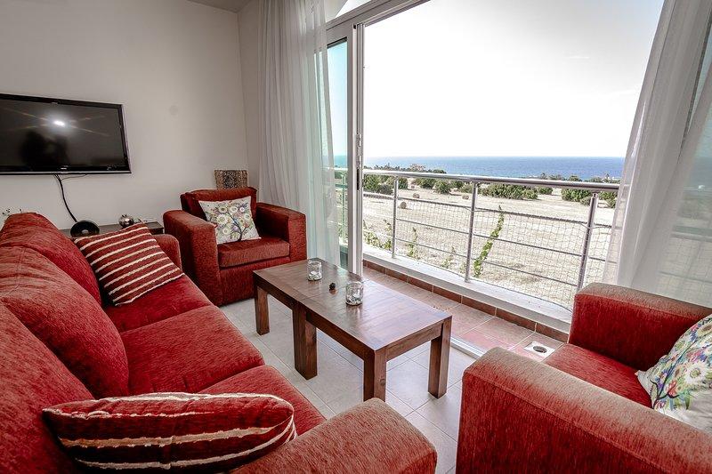 Joya Cyprus Manzara Penthouse Apartment, holiday rental in Agios Amvrosios