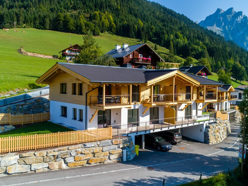 Stunning Apartment in Werfenweng with Sauna, holiday rental in Pfarrwerfen