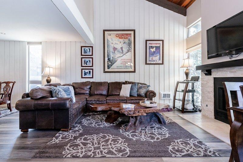 Chamonix #88, holiday rental in Mammoth Lakes