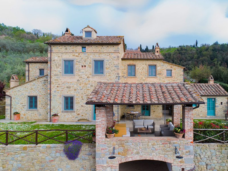 Pictureque Holiday in Cortona with Swimming Pool, vacation rental in Terontola