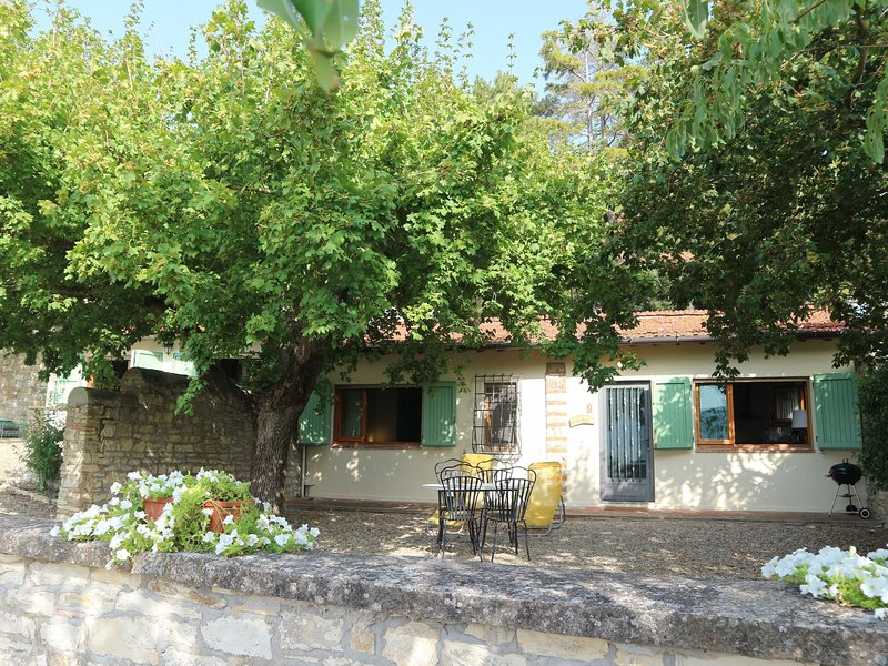 Classic Apartment in Vineyard in Tuscany, holiday rental in Donnini