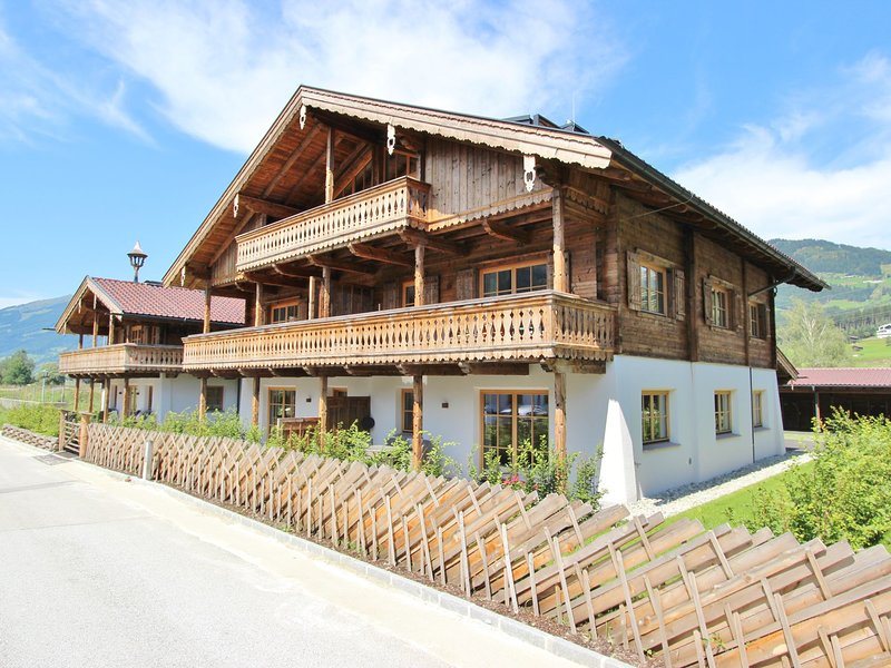 Modern Apartment near Ski Area and Lake in Salzburg, location de vacances à Hollersbach im Pinzgau