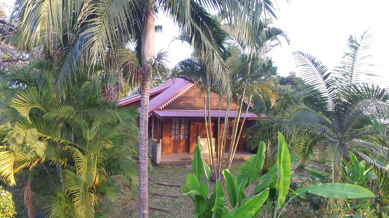 Villa Cacao Vieux Domaine, casa vacanza a Ravine des Cabris
