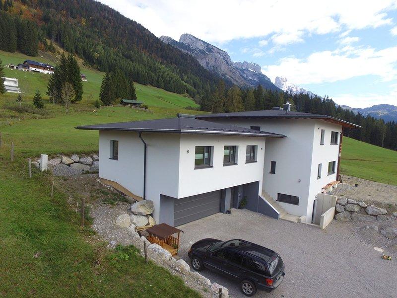 Lovely Apartment in Annaberg with Private Garden, aluguéis de temporada em Abtenau