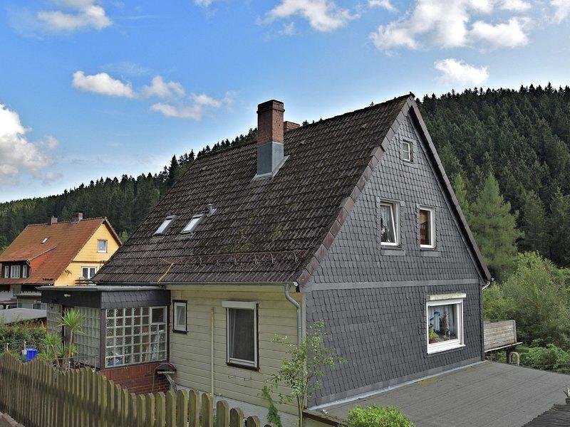 Pleasant Apartment in Wildemann amid Forest, location de vacances à Bad Grund