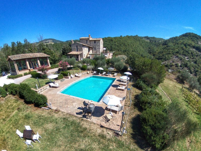 Amazing Holiday Home in Assisi with Swimming Pool, holiday rental in San Presto