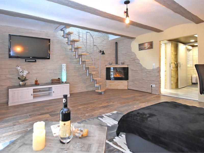 Lovely Holiday Home in Wernigerode near River, holiday rental in Wernigerode