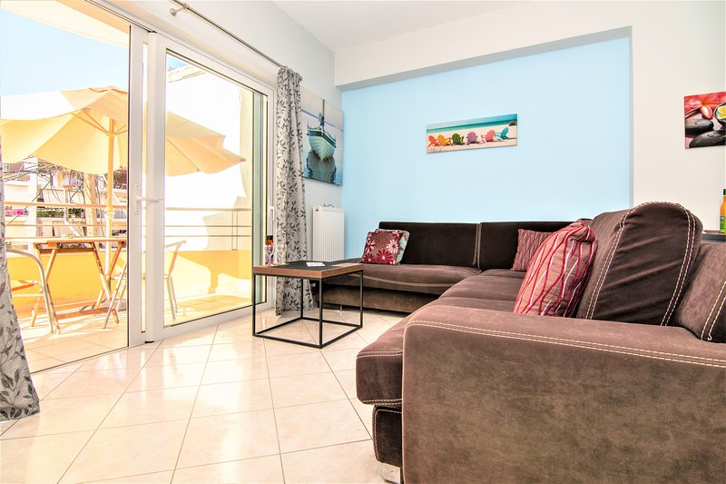 Chania central flat. Chania City town center with free parking