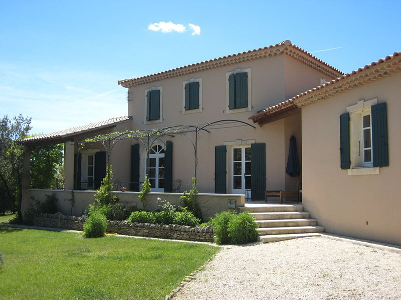 superb house with private swimming pool, holiday rental in La Roque sur Pernes