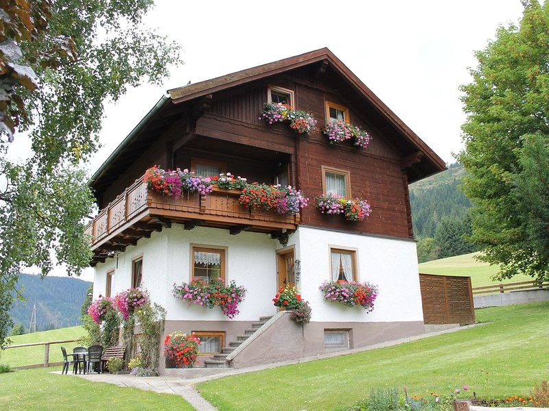 Beautiful Holiday Home in Filzmoos, with sauna, vacation rental in Schladming