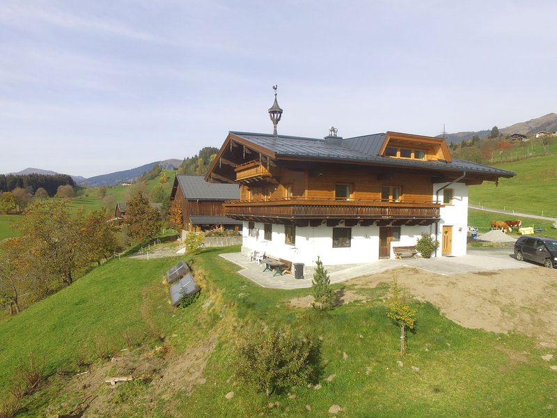 Luxury Mansion in Mittersill with Balcony, holiday rental in Mittersill