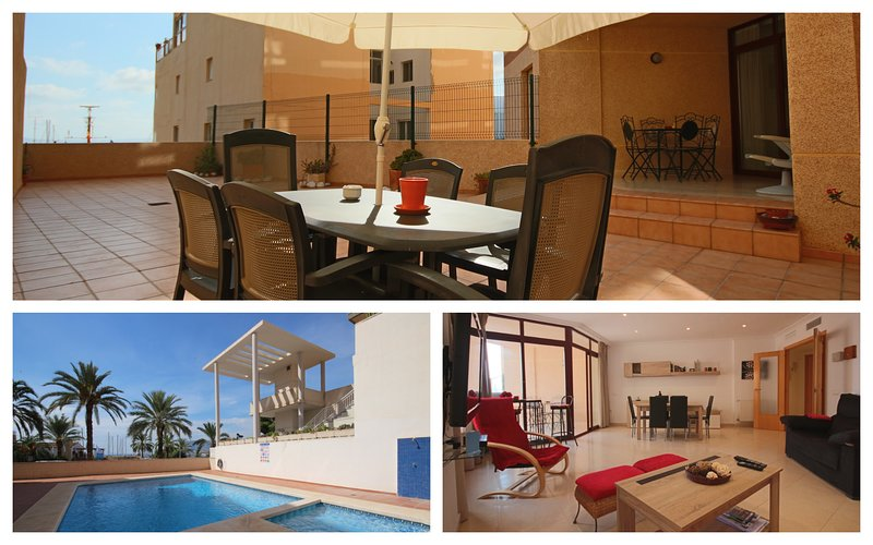 Rosa Marina - Costa CarpeDiem, holiday rental in Calpe