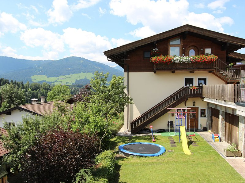 Comfortable Apartment in Westendorf Tyrol with private terrace, holiday rental in Westendorf