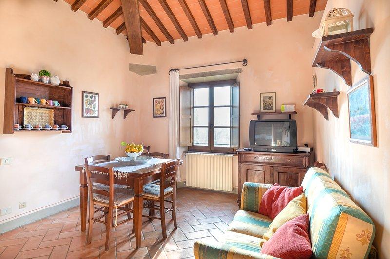 Borgo Dolci Colline Granaio, holiday rental in Castiglion Fiorentino