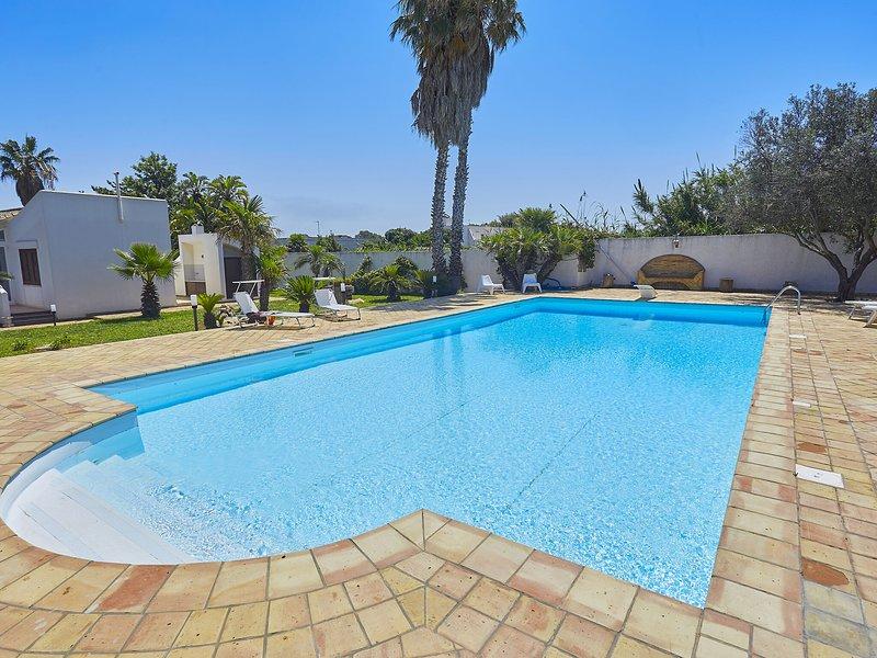 Boutique Villa with Private Pool in Marsala Sicily, alquiler de vacaciones en Lido Signorino