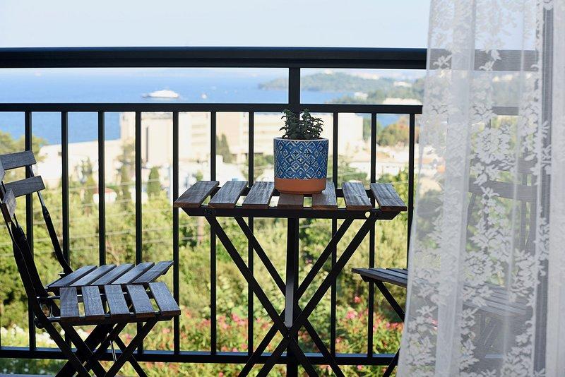 Blue & Green Apts - Dassia,Corfu, holiday rental in Dassia