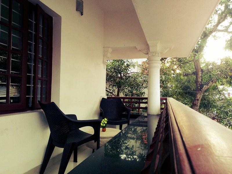 ASGARD INN Yoga Guest house, holiday rental in Fort Kochi