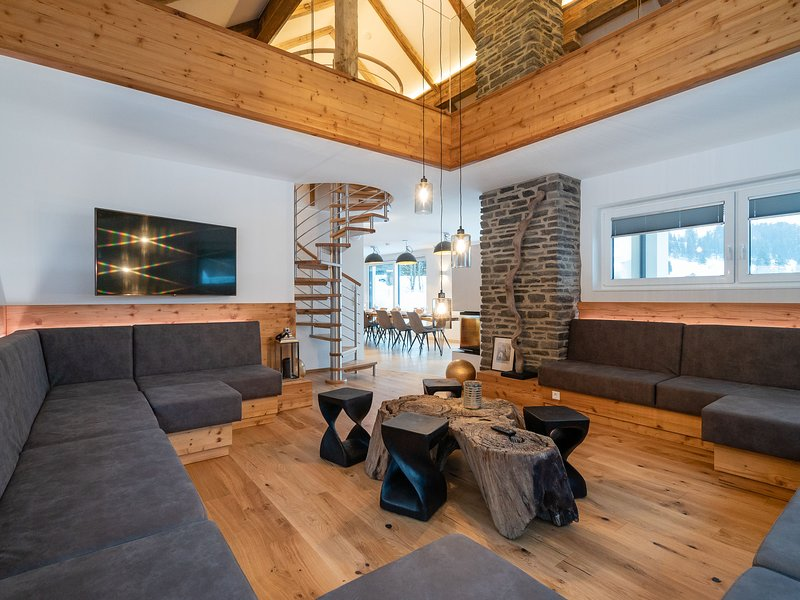 Cozy Holiday Home in Mauterndorf near Ski Area, vacation rental in Mauterndorf