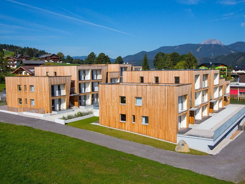 Modern Apartment near Ski Area in Schladming, holiday rental in Gleiming