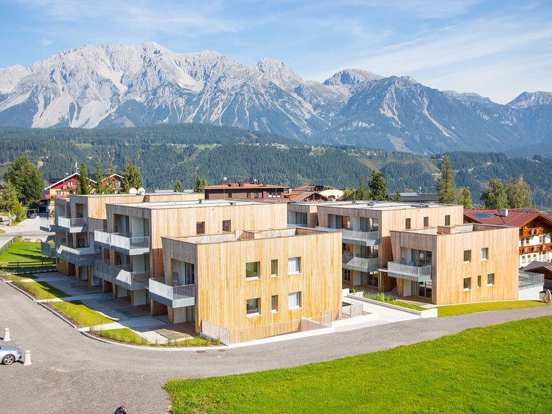 Apartments in Schladming located in the altitude of Rohrmoos, holiday rental in Gleiming