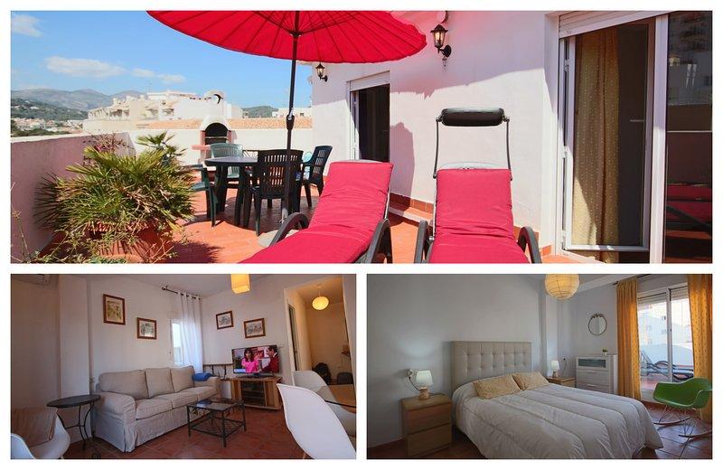 Almendros Penthouse - Costa CarpeDiem, holiday rental in Calpe