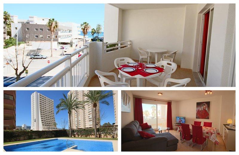 Apartamento Apolo XII - Costa CarpeDiem, vacation rental in La Llobella