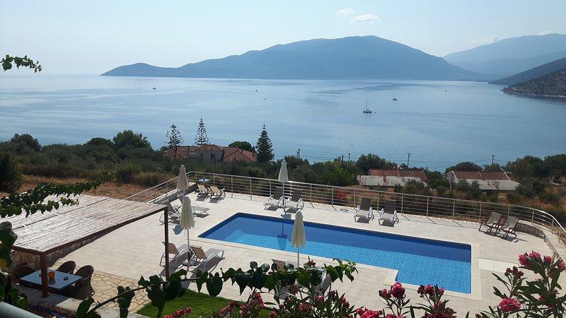 Verde e Mare - Penelope, vacation rental in Agia Efimia