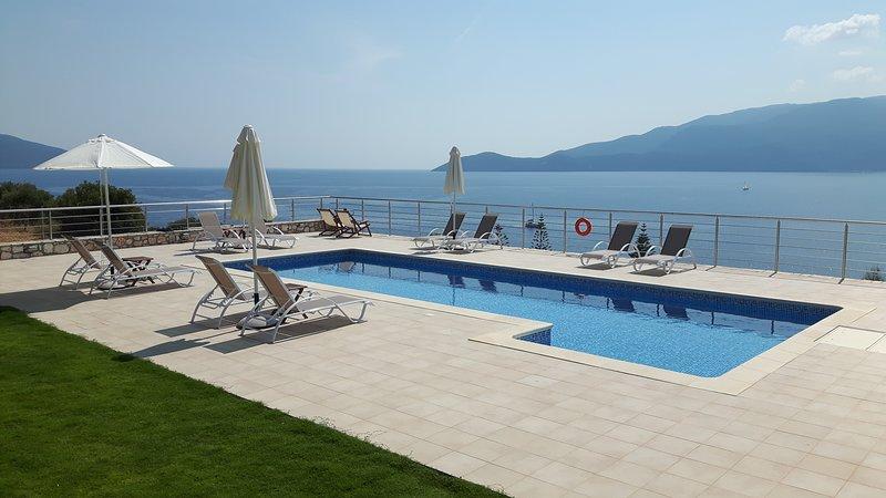 Verde e Mare - Alcmene, vacation rental in Agia Efimia