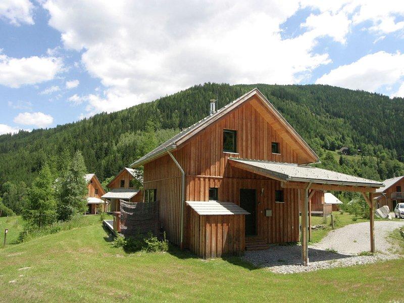 Modern Chalet in Stadl an der Mur With Sauna, holiday rental in Ramingstein