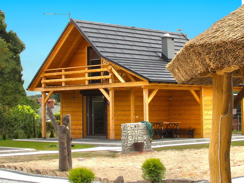 Cozy Holiday home at Lubusz Near Lake, holiday rental in Lubrza
